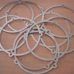 Vespa Kupplung Distanz Ring Kupplungsdeckel 2 oder 3 mm stark