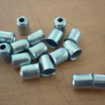 Vespa Hülse für Bouwdenzug Seil D 7,5mm Bremse hinten