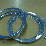 Vespa Felge Aluminium HOCHGLANZ 10 Zoll PX Sprint LML