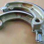 Vespa Bremsbeläge PX 125 150 200 PK XL2 HINTEN