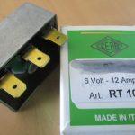 Vespa Gleichrichter Regler 6 VOLT