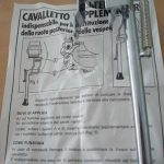 Seitenständer Primavera Vespa 50 S PK XL Spezial verchromt