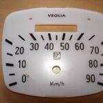 Tachometerblatt VNA, VNB Original NEU