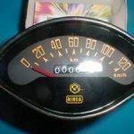 Tachometer 120 kmh schwarz Sprint, VBB ecc.