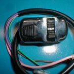 Vespa Lichtschalter Vespa 180 SS
