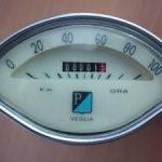 Vespa Tachometer 100 km/h Speedo