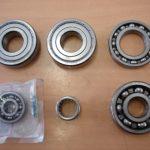 Vespa Lager komplett Getriebe V50 PK Primavera S R L N