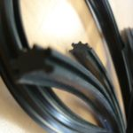 Vespa Trittleisten Gummi 14mm Sprint TS GL VBA Rally ect