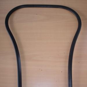 Vespa Beinschildumrandung alle PK 50 S XL 125 Rush schwarz