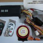 Vespa elektronische Alarmanlage